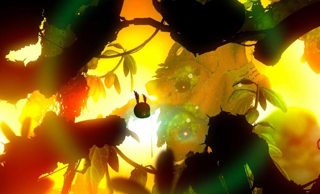 Кадр из игры Badland 2
