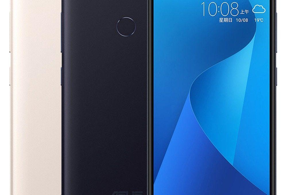 Смартфон Asus ZenFone Max плюс M1 X018DC
