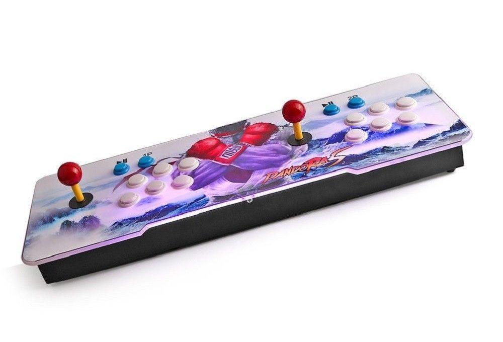 Игровая консоль с AliExpress PandoraS Box 5S