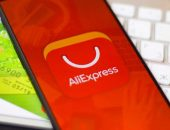 Приложение AliExpress на смартфоне