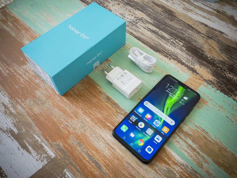 Супер-современный и нереально красивый смартфон Honor 8X: полный обзор