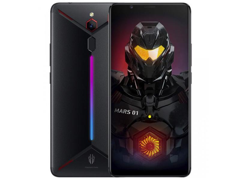 Представлен игровой смартфон Nubia Red Magic Mars
