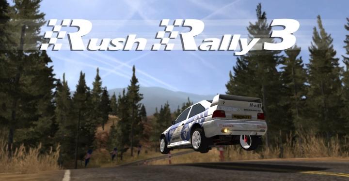 Игра Rush Rally 3