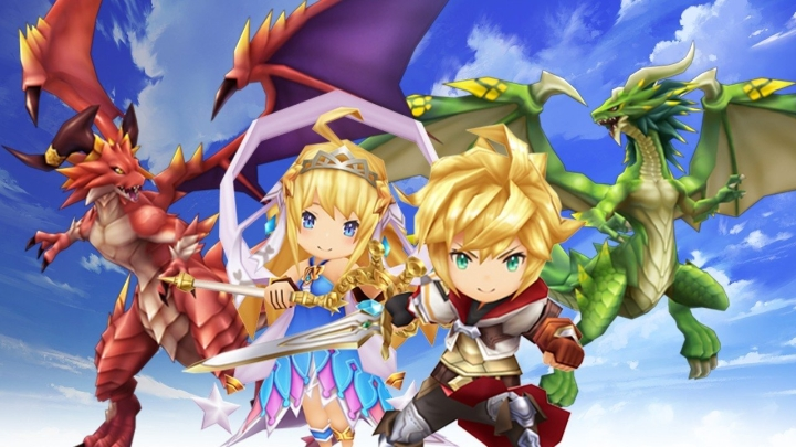 Новая игра Dragalia Lost