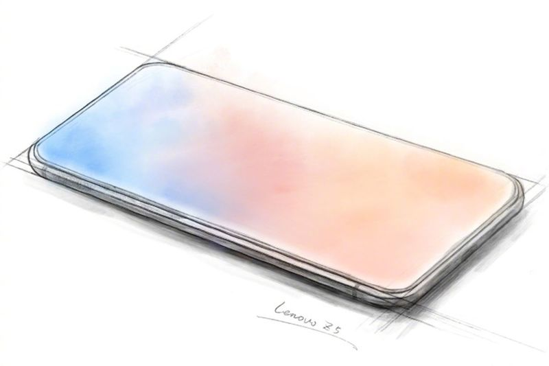 Объявлена дата анонса смартфона Lenovo Z5s
