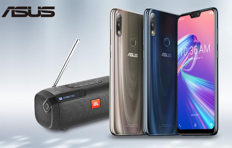 Asus представила смартфоны Zenfone Max (M2) и Zenfone Max Pro (M2)