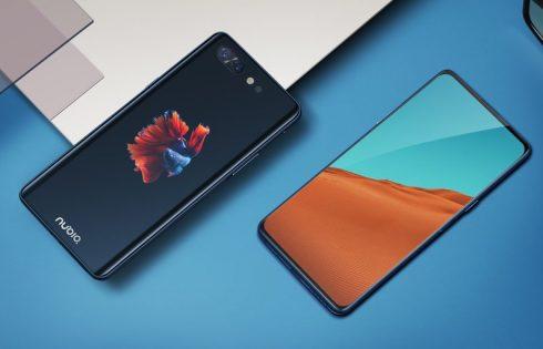 У смартфона Nubia X появилась версия с 512 ГБ памяти