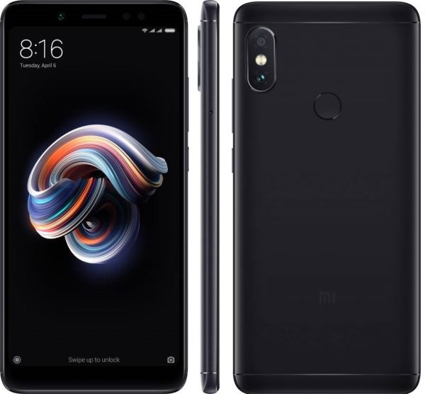 Смартфон Xiaomi Redmi Note 5 64GB