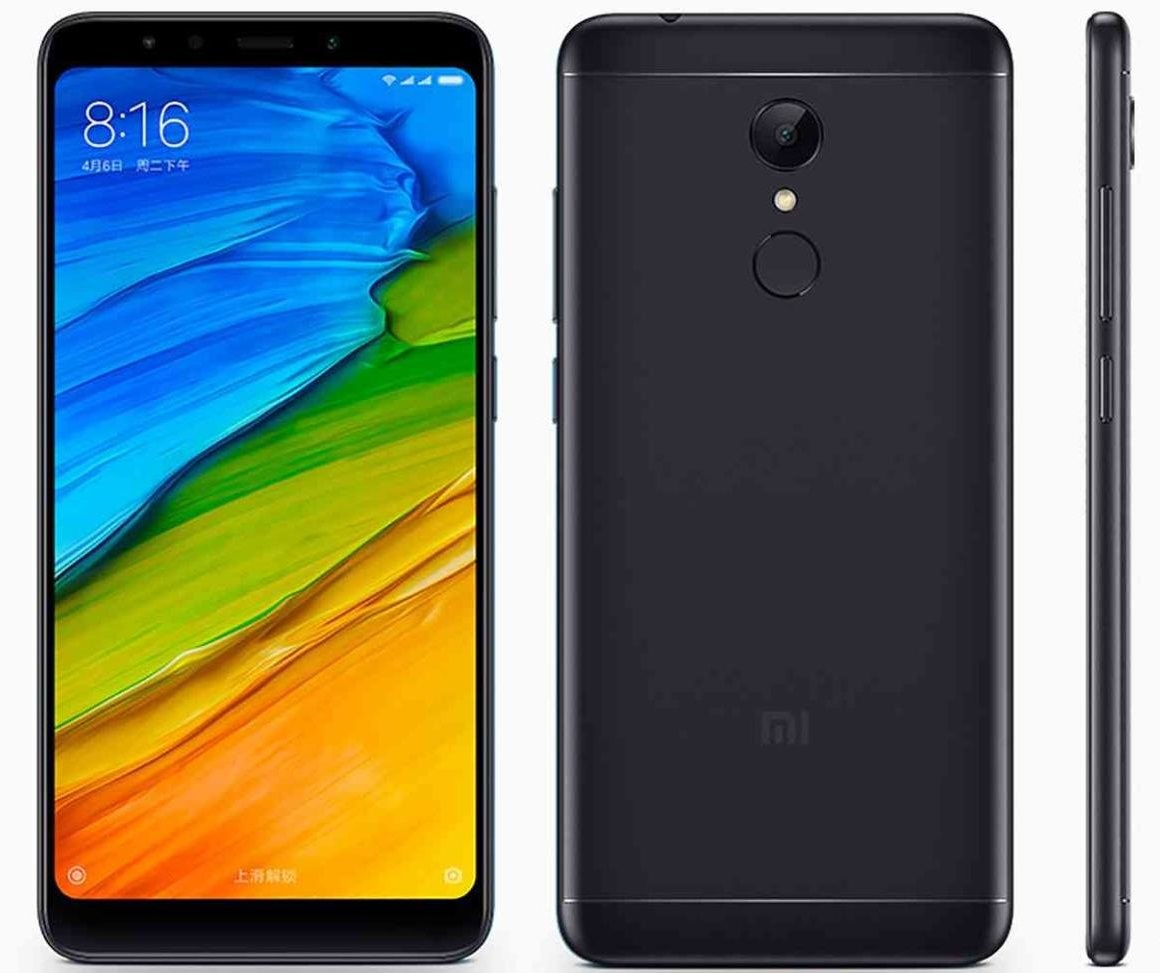 Смартфон Xiaomi Redmi 5 Plus 64GB