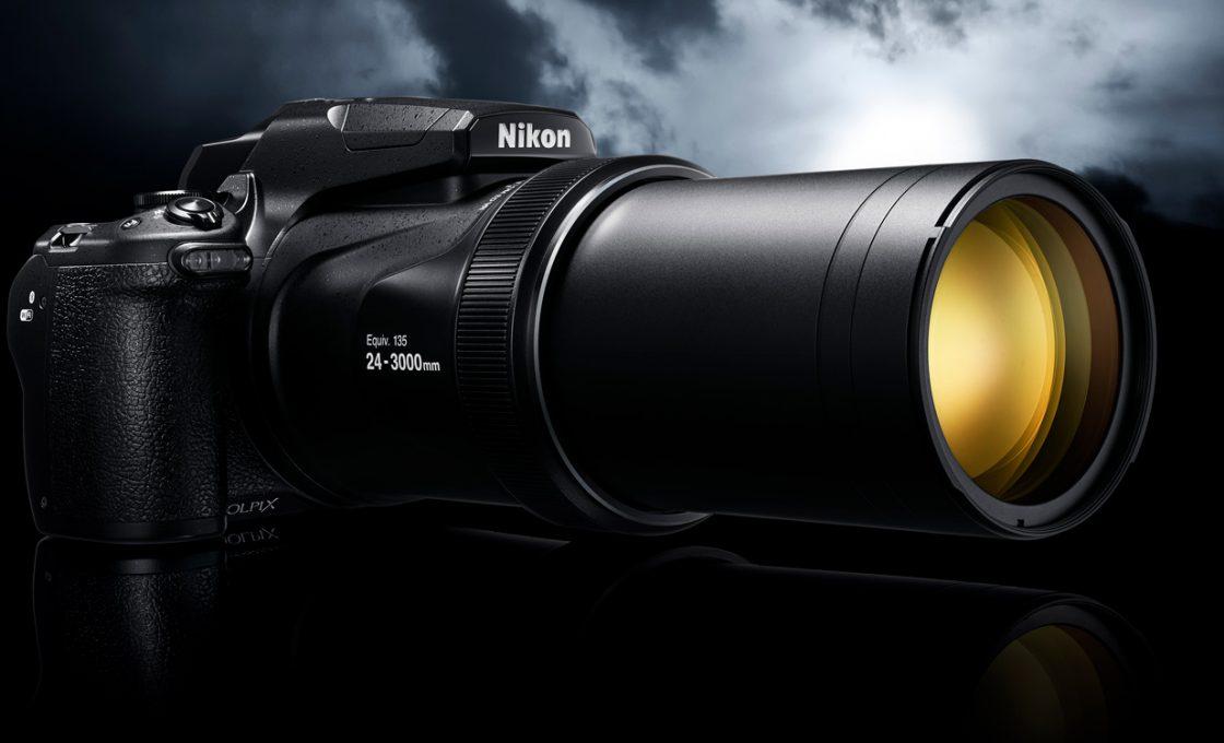 Камера Nikon Coolpix P1000