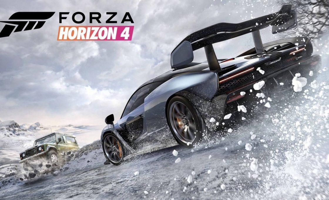 Xbox 360 2018Forza Horizon 4