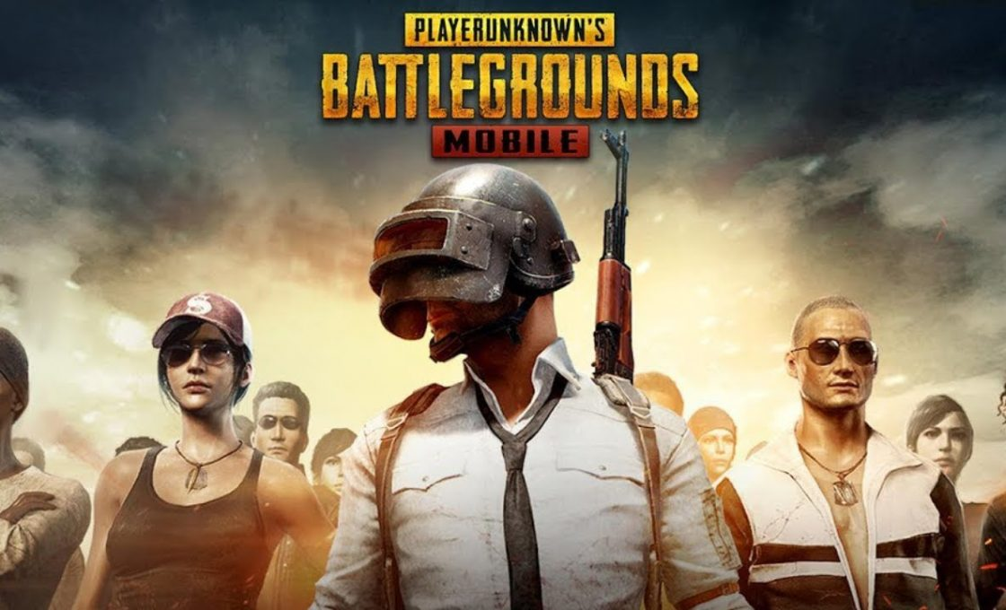 Игра на Андроид PlayerUnknown's Battlegrounds