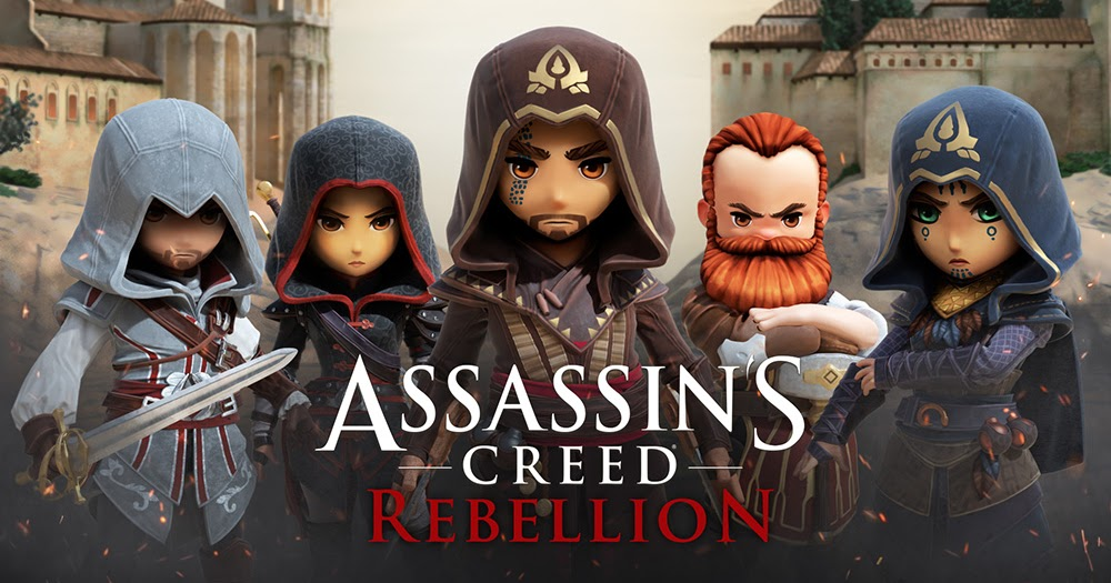 Игра Assassin's Creed Rebellion