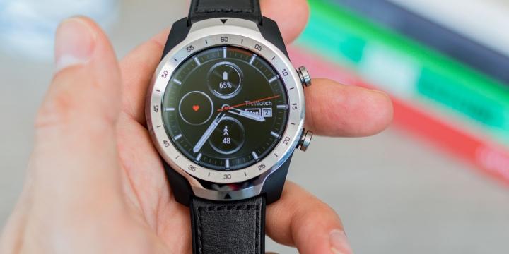 Tickwatch Pro