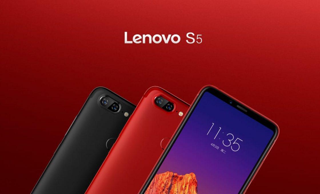 Хороший смартфон 2018 года до 20000 рублей, Lenovo S5