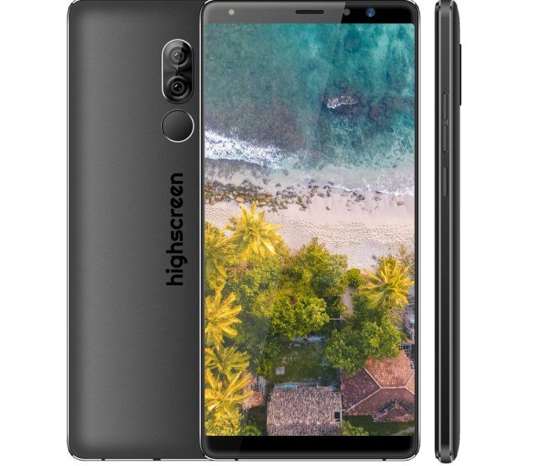Смартфон Highscreen Power Five Max 2