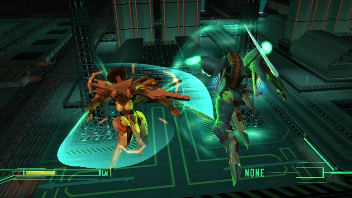 Игра Zone of the Enders HD Collection