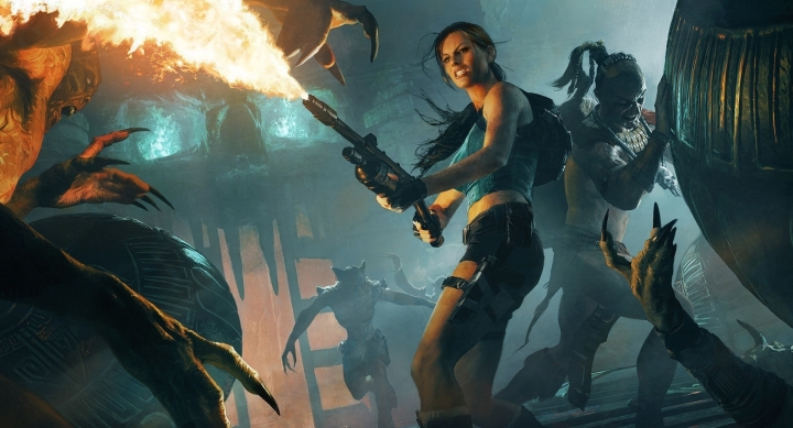 Игра Lara Croft and the Guardian of Light