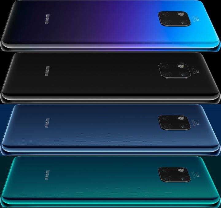 Корпус Huawei Mate 20 Pro