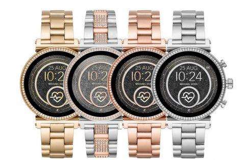Представлены умные часы Michael Kors Access Sofie второго поколения
