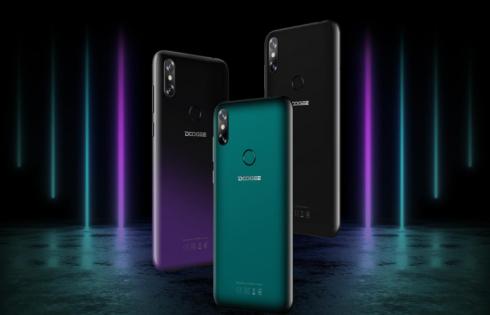 Doogee Y8 — ультрабюджетный смартфон с 6,1-дюймовым экраном и Android 9.0