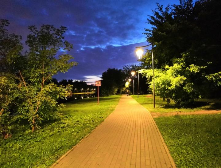 Ночная съёмка на камеру Huawei Nova 3