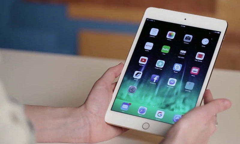 Новые планшеты iPad выйдут в первой половине года