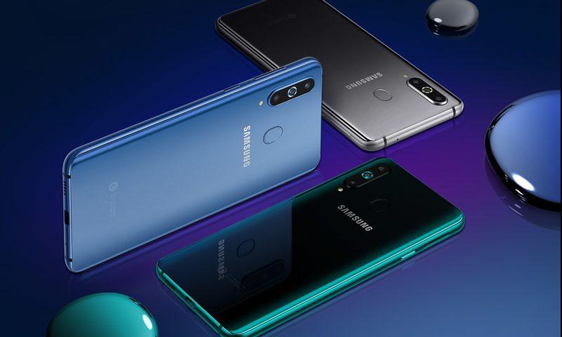Samsung работает над среднебюджетными смартфонами Galaxy A60 и A40