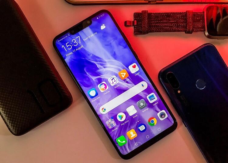 Дисплей Huawei Nova 3