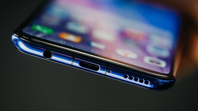 Разъемы смартфона Huawei Nova 3