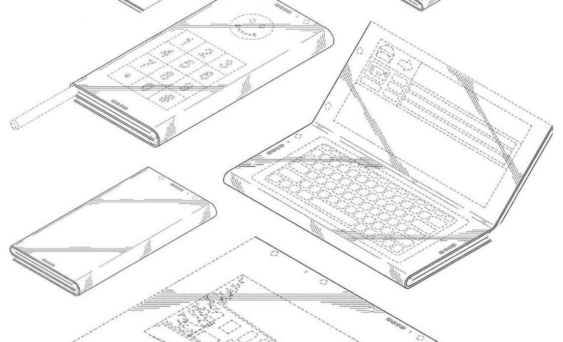 Иллюстрации из патента Intel