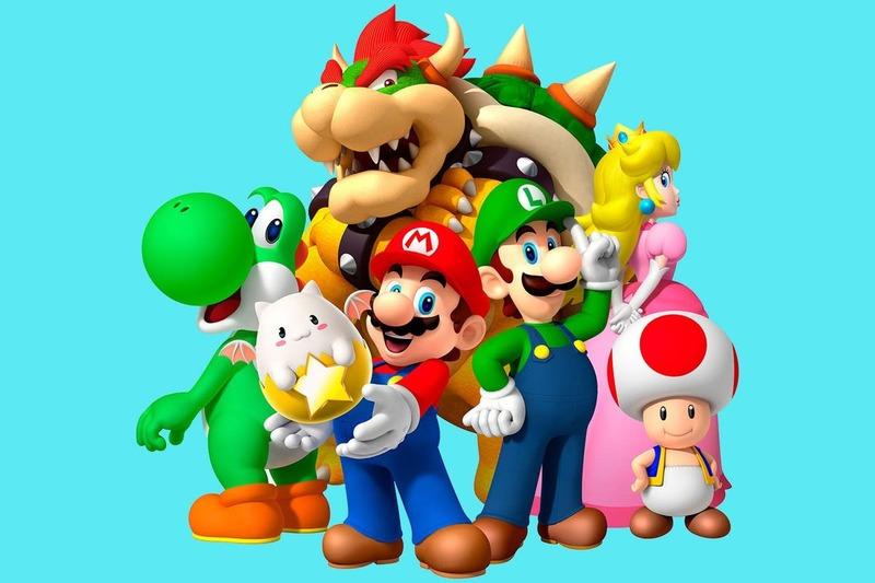 Известна дата выхода мультфильма по игре Super Mario Bros.