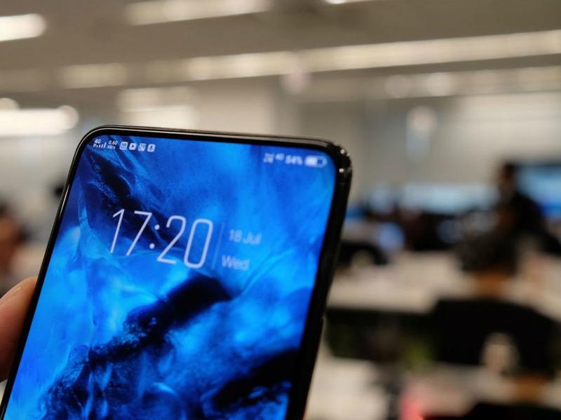 Смартфон Vivo V15 Pro прошёл тестирование в Geekbench