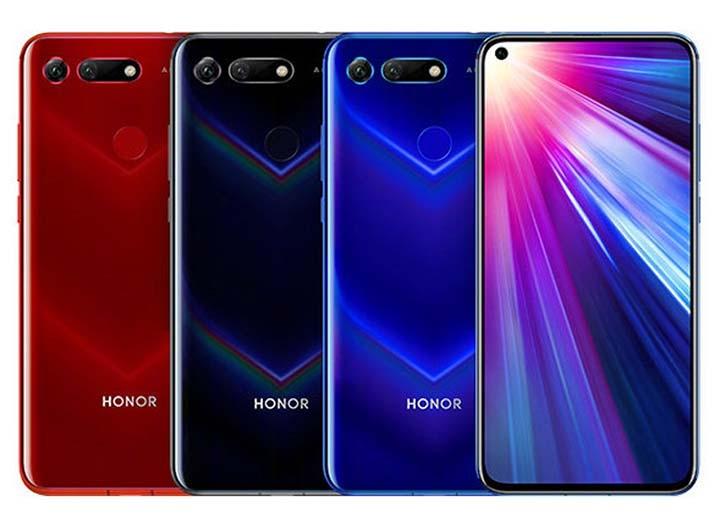 Обзор смартфонов Honor View 20