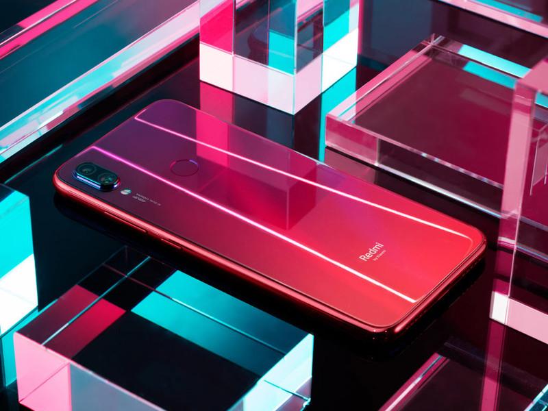 За полмесяца Xiaomi продала больше миллиона смартфонов Redmi Note 7