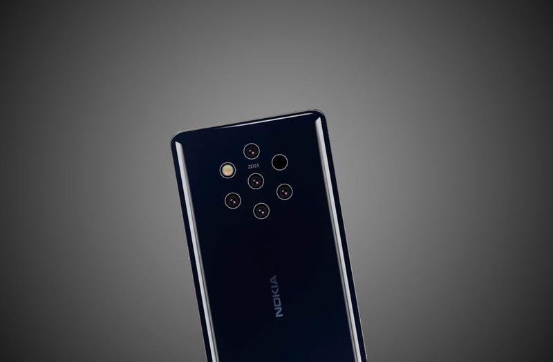 Смартфон Nokia 9 PureView прошёл тестирование в Geekbench