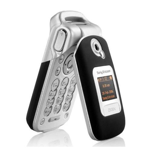 Раскладушка Sony Ericsson Z530i