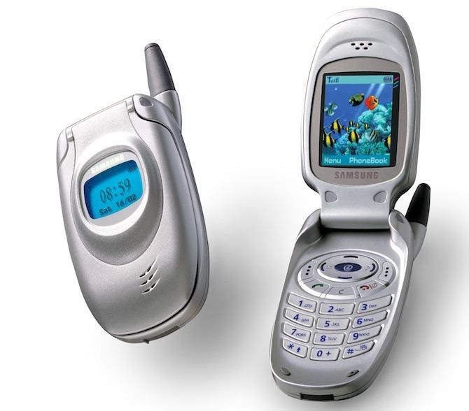 Раскладушка Samsung S100
