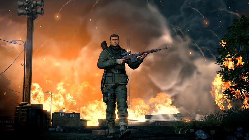 По вселенной Sniper Elite выйдет ещё 4 игры