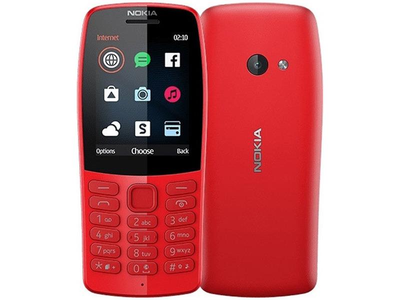 В России начались продажи кнопочного телефона Nokia 210