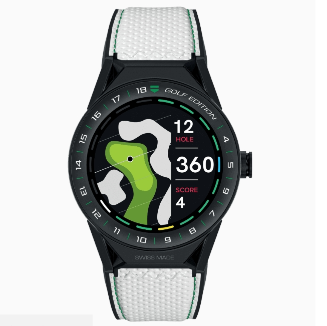 TAG Heuer Connected Modular Golf Edition