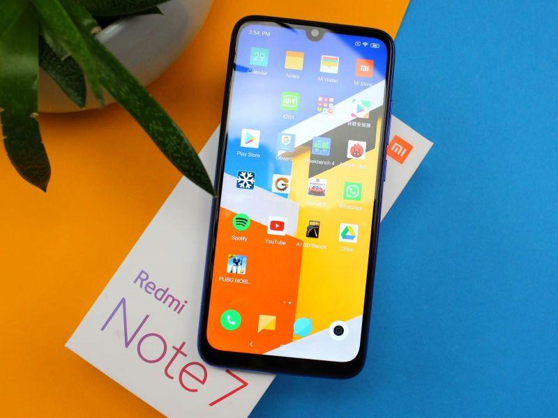 Xiaomi Redmi Note 7 в России: характеристики, цена и дата выхода смартфона