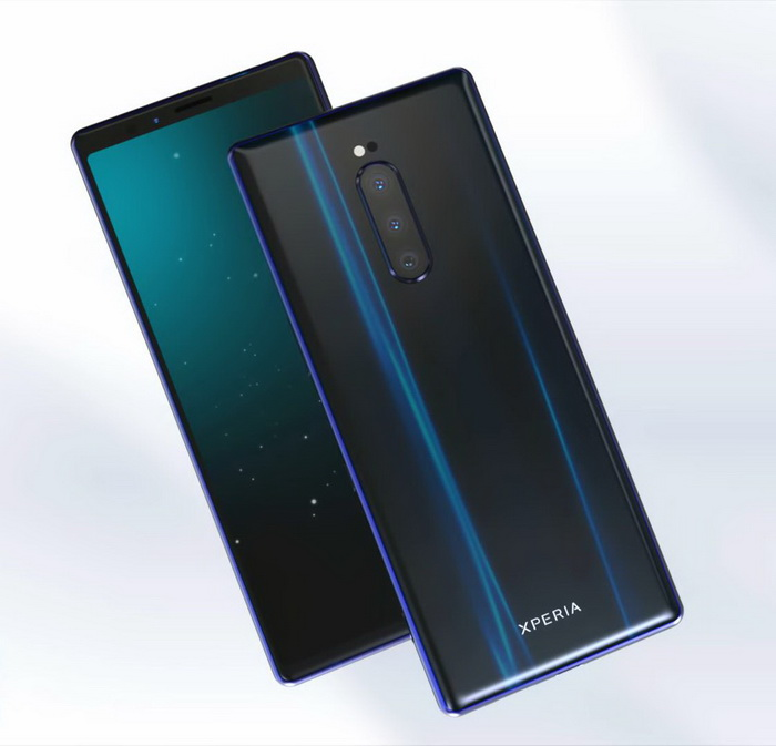 Смартфон Xperia XZ4