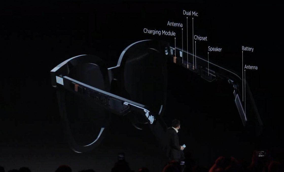 «Умные» очки Huawei