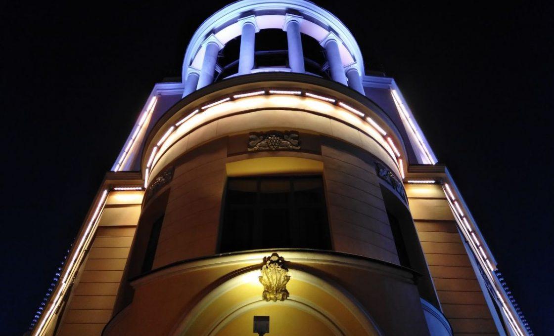 Ночная фотосъёмка на камеру Honor 8C