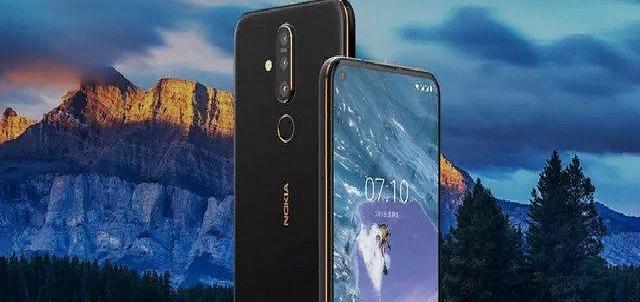 Новый Nokia X71