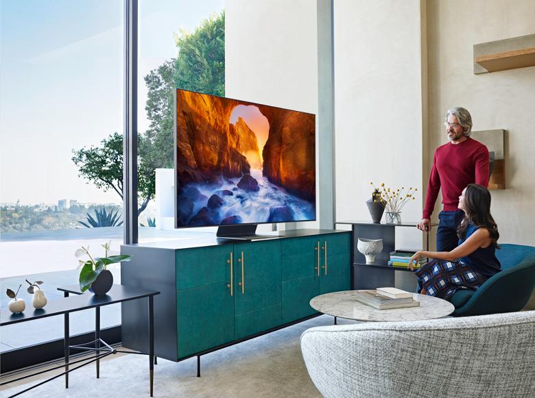 Новый QLED-телевизор