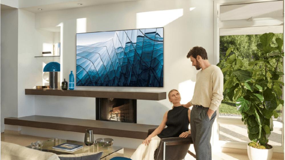 QLED-телевизор Samsung