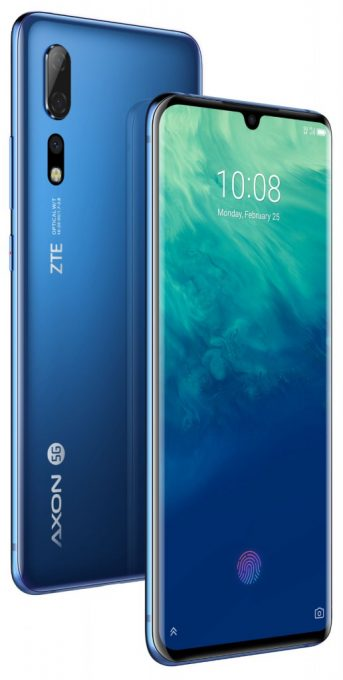 Смартфон ZTE Axon 10 Pro 5G