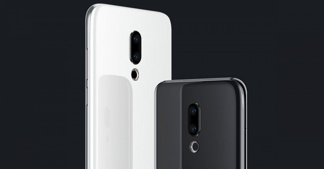 Камера смартфона Meizu 16th